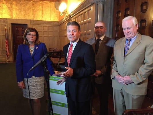 Senate Republican oppose Judith Clark's release