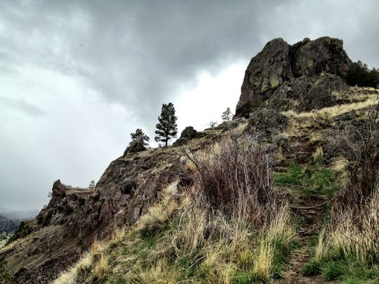Tower Rock State Park is near Cascade and an important Lewis & Clark site