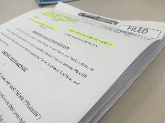 The 31-page lawsuit is the fourth filed against the