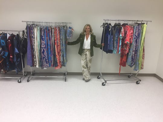 Meghan Mundy of Fashion Week with clearance bargains
