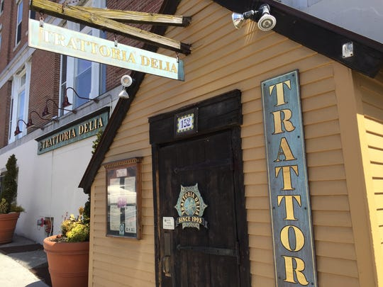 The owners of Pizzeria Verita hope to complete the purchase of fellow Burlington restaurant Trattoria Delia next week.