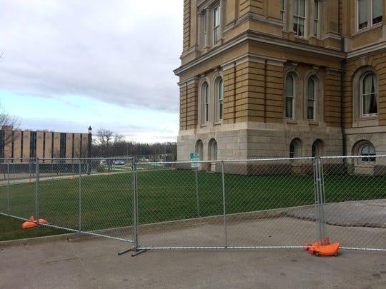10 Million Repair Project Starting On Iowa Capitol S