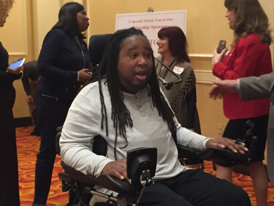 Former Rutgers University football player Eric LeGrand will headline a flag football tournament on Rutgers Day to raise funds for Team LeGrand and find a cure for spinal cord injury. Thirty-six teams will participate.