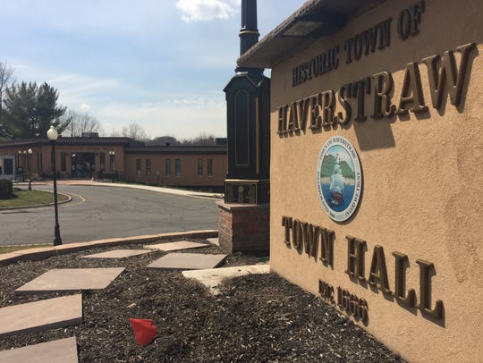 Town of Haverstraw Town Hall. March 3, 2017