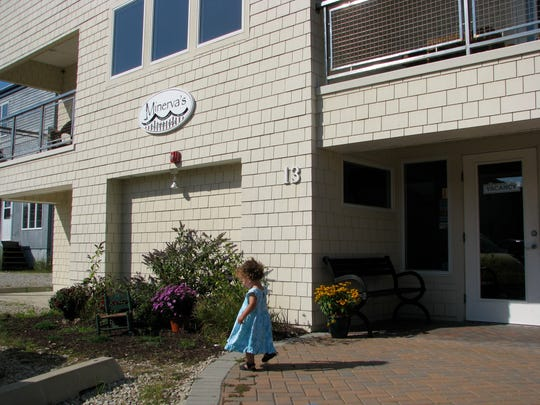 Minerva's is a family-friendly B&B. Children welcome!