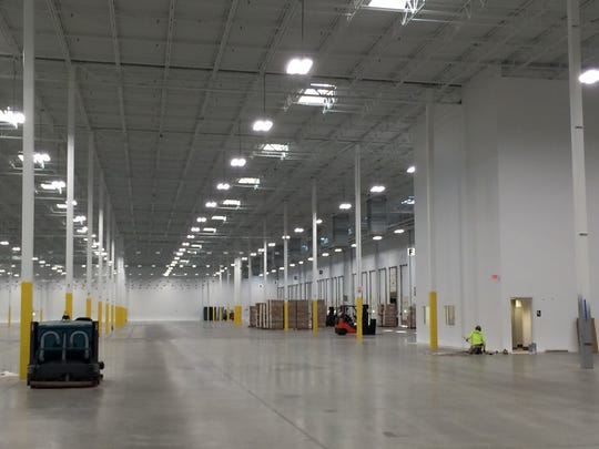 A renovated 750,000-square-foot facility in Goodyear
