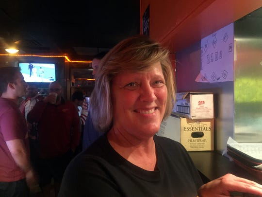 Lucy Kaiser, manager of Tommy's Detroit  Bar and Grill