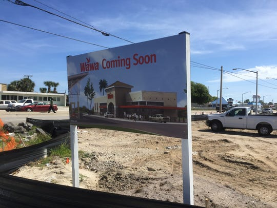Wawa is planning to open a store at State Road 520