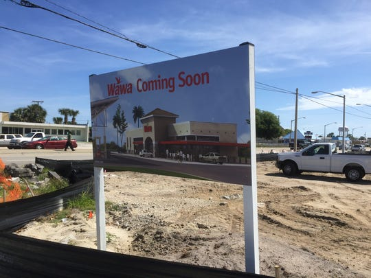 Wawa is planning to open a store at State Road 520 and Fiske Boulevard in Cocoa.