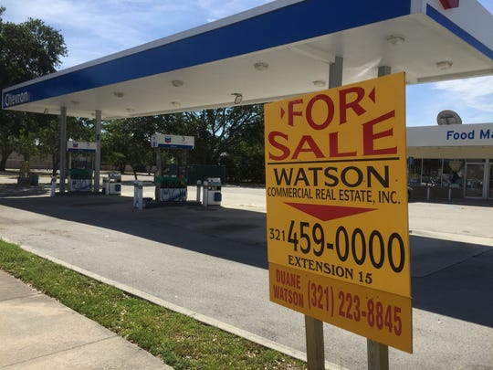 This convenience store, at Barton Boulevard and Murrell Road in Rockledge closed last year. Duane Watson, a well-known Brevard County property developer, believes it will be used for something other than a convenience store.