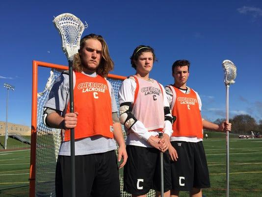 Cherokee lacrosse