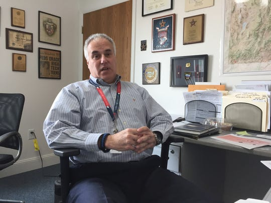 Computer Crime Institute Director Mark Spooner envisions a day when the Dixie State University forensic lab may serve functions for private business and DSU students that go beyond its current law enforcement resources.