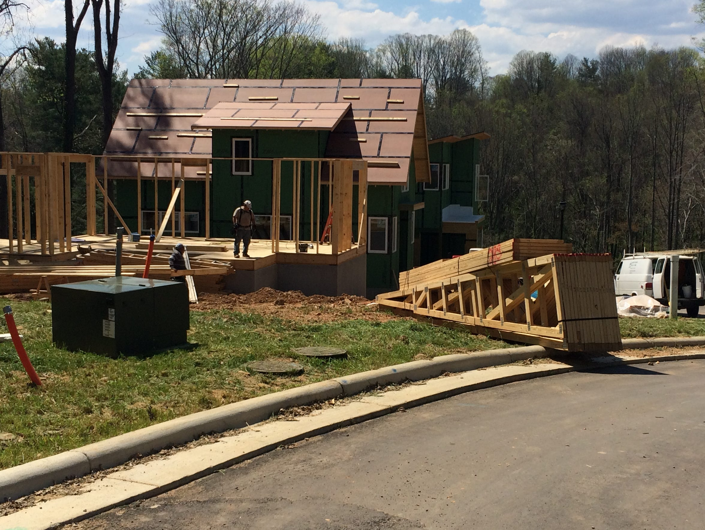 Home prices continue to set records in Asheville and