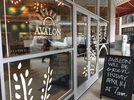 Avalon Cafe and Bakery opens April 14 at the corner