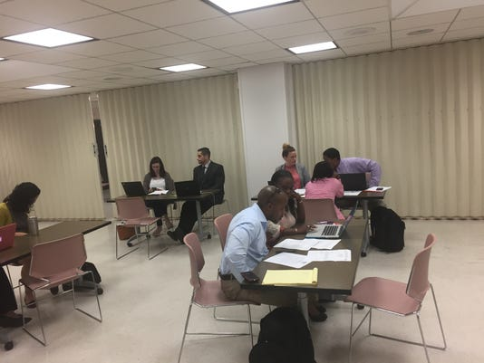 Mississippi Volunteer Lawyers Project legal clinic