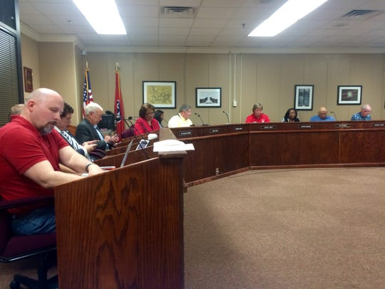 The Jackson-Madison County School Board voted to pursue