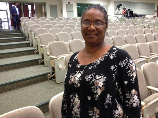 Yolanda Boronell of  FAMU's College of Pharmacy and
