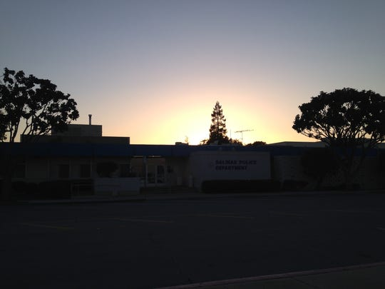 The Salinas Police Department's station on Lincoln Street.