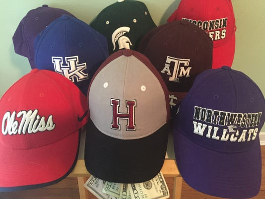 Which college will it be?