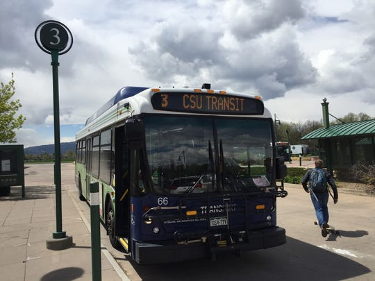 A bus driver for the city of Fort Collins Transfort service has tested positive for the coronavirus, city officials said late Friday night. The driver, who worked primarily on the MAX route, last worked April 9.