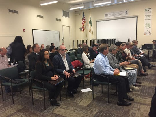At Wednesday's TAMC meeting the board voted to extend the Salinas warming shelter for another 30 days.
