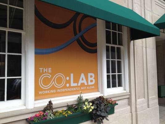 Co Lab Muncie High Street