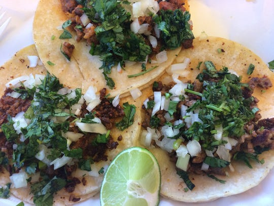 Taco Burrito Mexico offers a variety of tacos Mexicanos