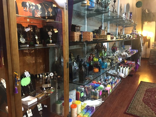 Eccentric Co. Emporium offers a wide range of products,