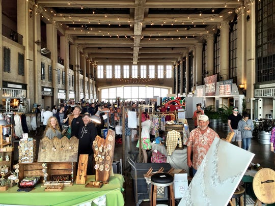 The Asbury Park Bazaar will return this summer with nightly sessions in June.