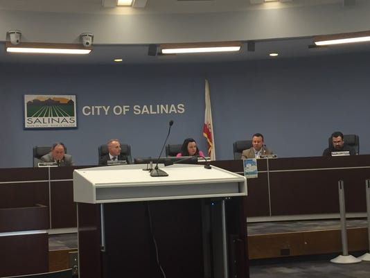Salinas City Council