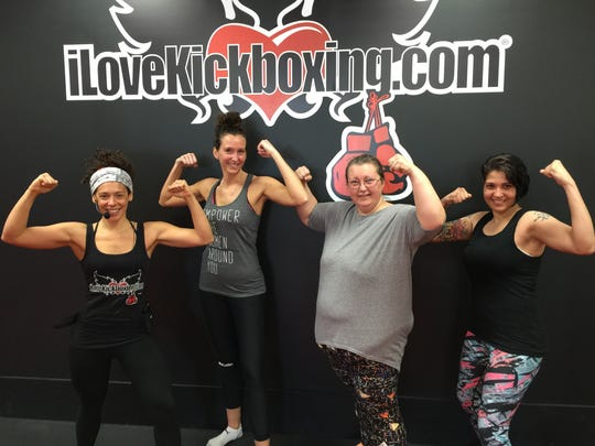 iLoveKickboxing opened a new franchise in Franklin earlier this year.