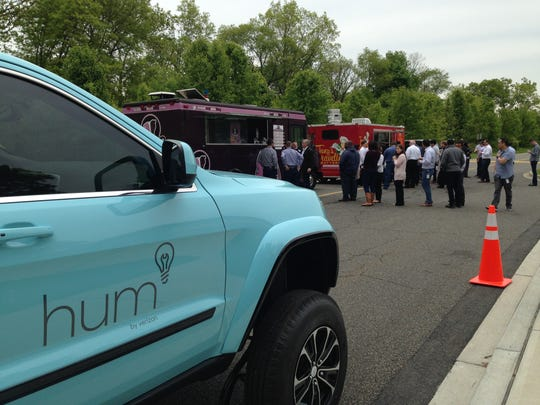 Verizon launched Hum Rider during its weekly Lunch