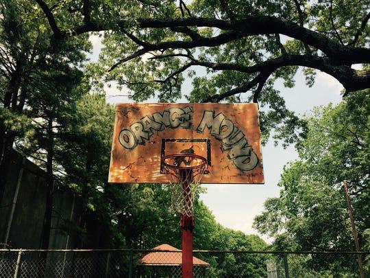 Ball is life. Orange Mound Park.