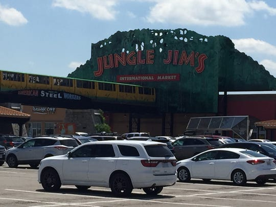 The Jungle Jim's International Market and Ivy Pointe Commerce Park developments were catalysts for a development boon in Clermont County's Union Township.