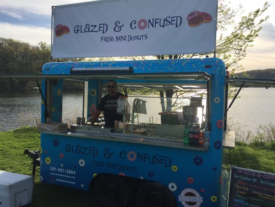 Glazed and Confused food truck