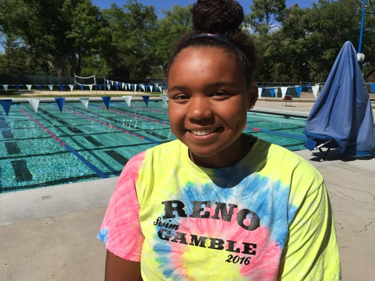 Spanish Springs sophomore Alexia Arredondo-Taylor is one of the top swimmers in the north
