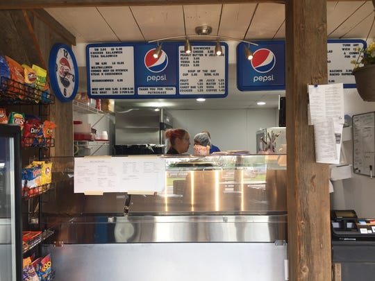 Subwiches is a small restaurant, but the owners like that because customers can always see their food being made.