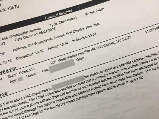 Port Chester complaints