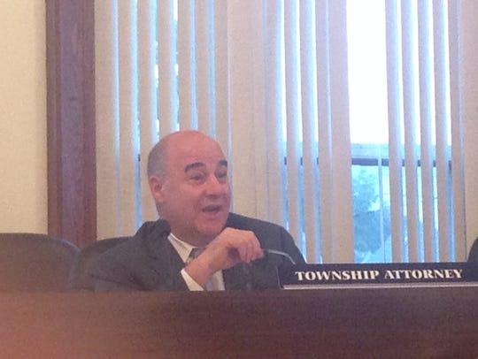 Carmine Alampi is Lyndhurst's new interim township