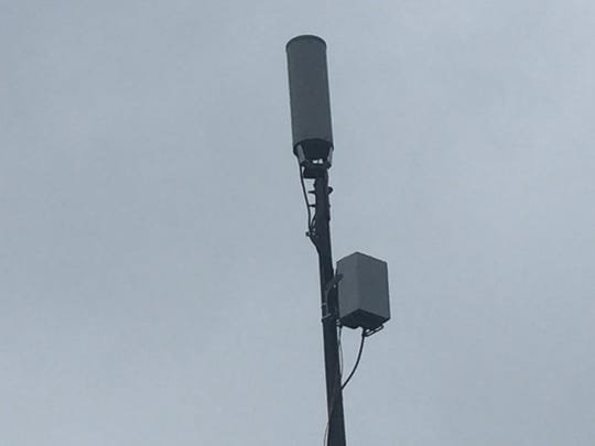 Antennas for 5G technology take the form of small boxes that can be positioned on poles. Kitsap County is beginning to update its code regarding wireless devices, eventually outlining what appearance they can take and where they can be positioned.