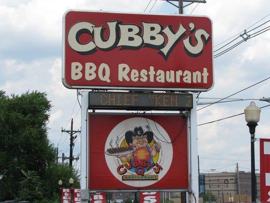 Cubby's BBQ Restaurant in Hackensack