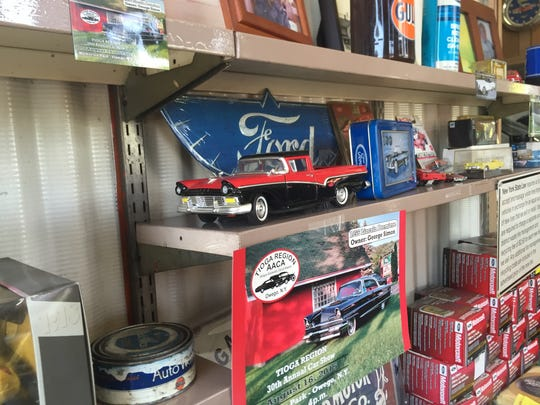 For customers, Murray's Service Station has served