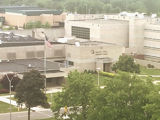 Oakland County Jail