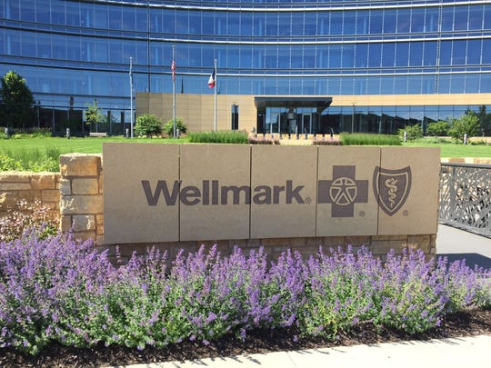 Wellmark Blue Cross & Blue Shield headquarters in Des Moines.