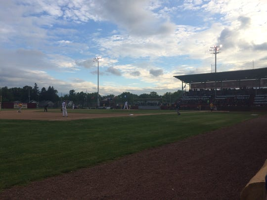 Wisconsin Rapids Rafters baseball