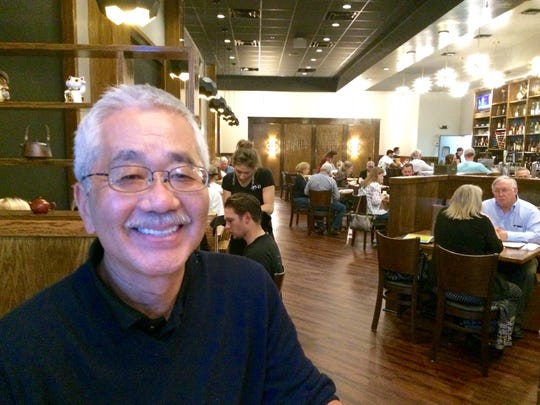 Masa Nagashim is co-owner of Dao, which opened April 13 in the upscale Bannerman Crossings center.