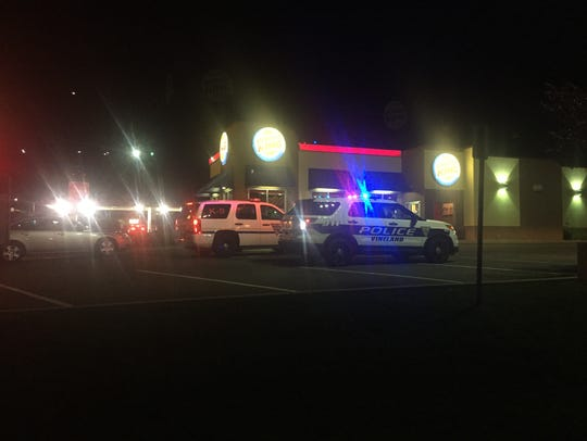 Vineland Police responded to Burger King on North Delsea