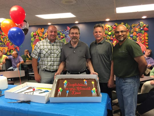On June 8, associates at Interior Systems celebrated