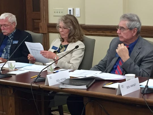 The Revenue and Transportation Interim Committee met