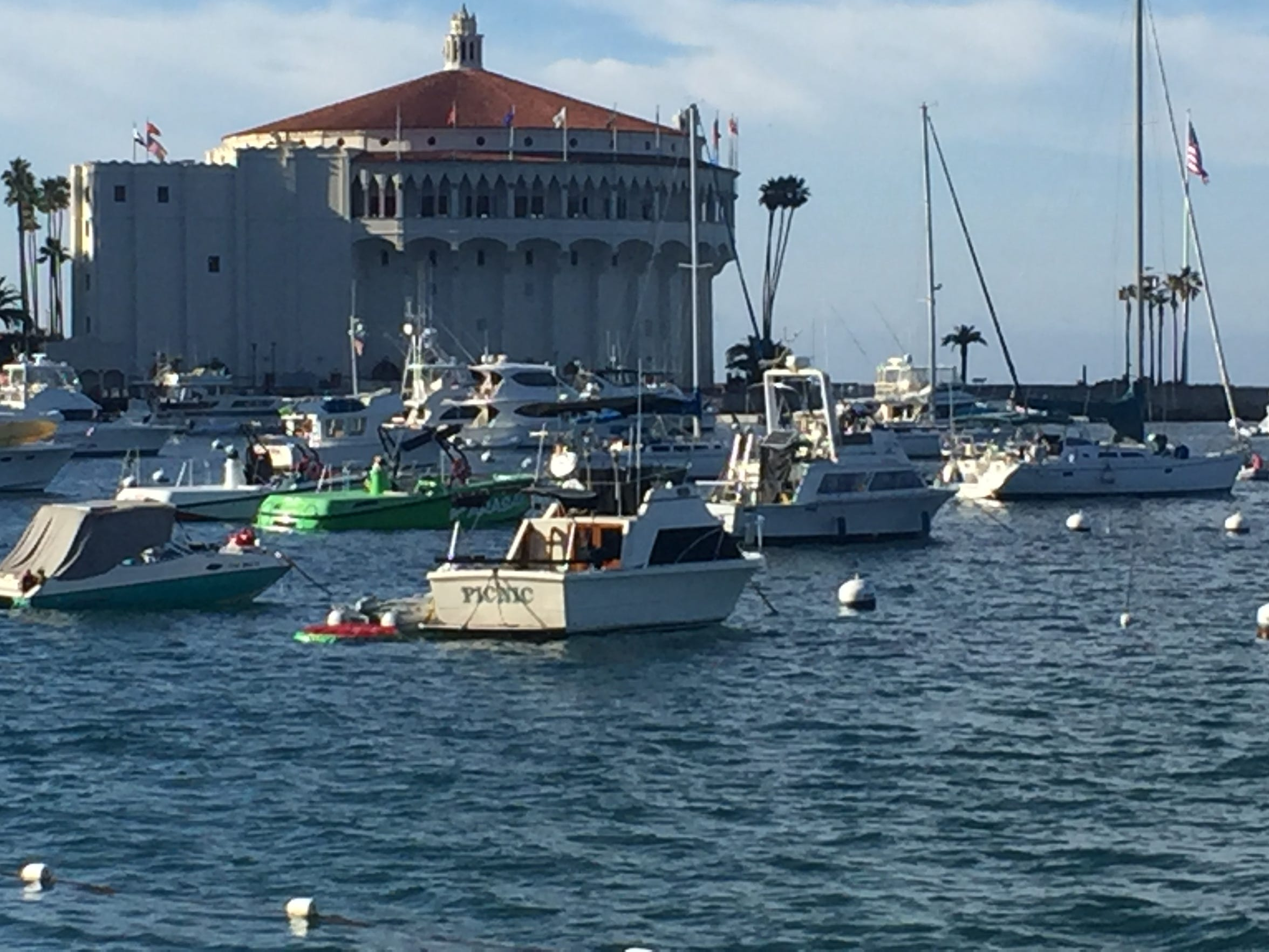 The Avalon Casino remains an iconic symbol of Catalina